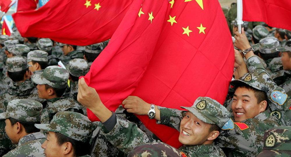 Cvičení členských zemí Šanghajské organizace pro spolupráci