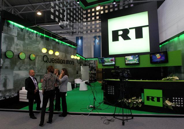 Televizní kanál RT