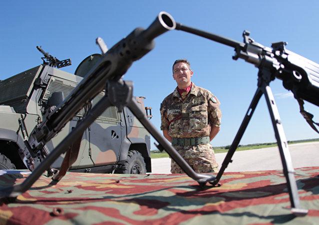 Cvičení NATO Trident Juncture 2015