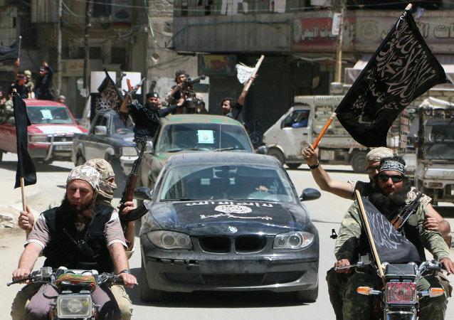 Bojovníci z fronty an-Nusrá