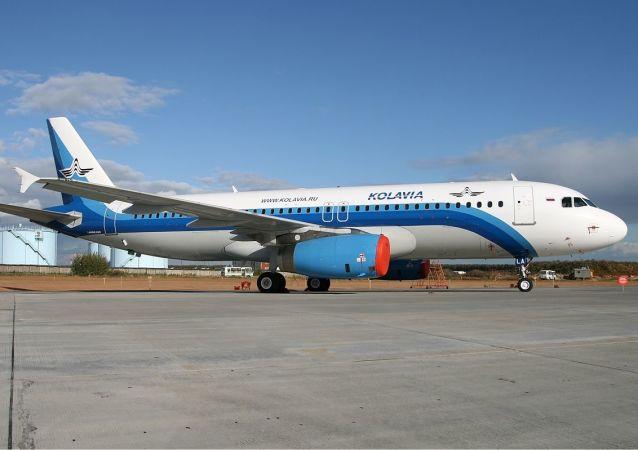 Letadlo Airbus А-321 společnosti Metrojet