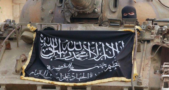 Fronta an-Nusrá. Ilustrační foto