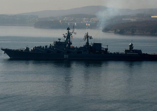 Raketový křižník Varjag
