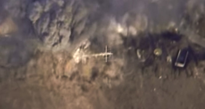 Letecké údery RF v Sýrii
