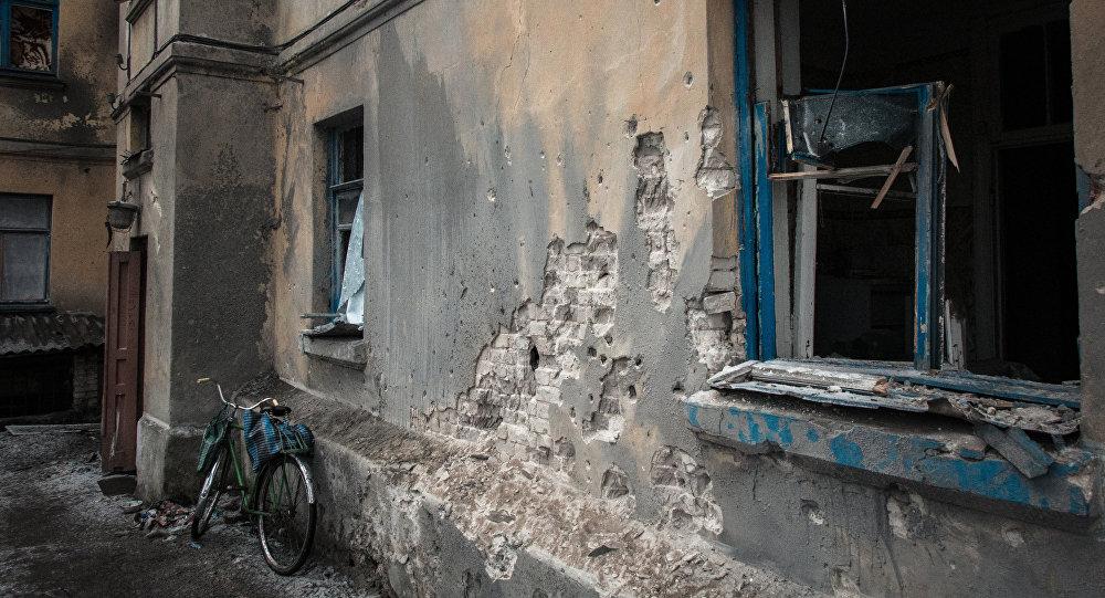 Dům v Debalceve
