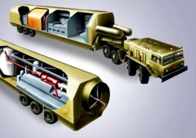 Mobilní jaderné elektrárny