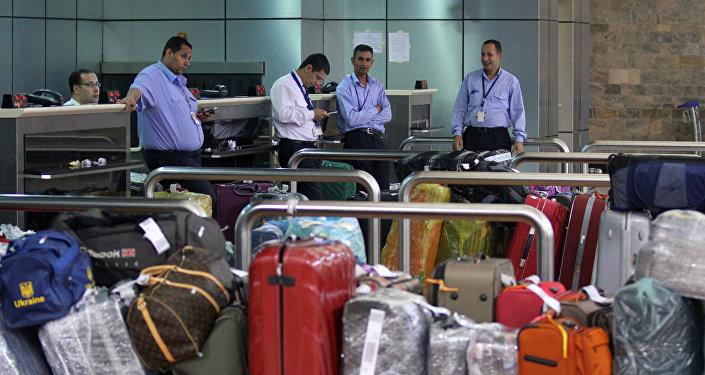 Letiště v Šarm-aš-Šajchu