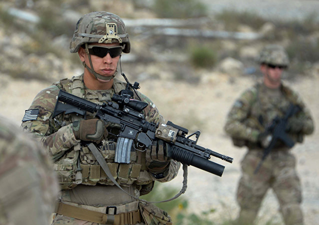 Příslušníci speciálních jednotek USA