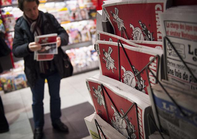 Časopis Charlie Hebdo