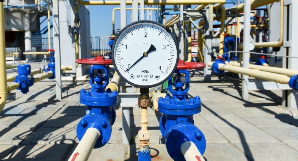 Plynovod na Ukrajině