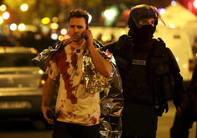 Situace v Paříži