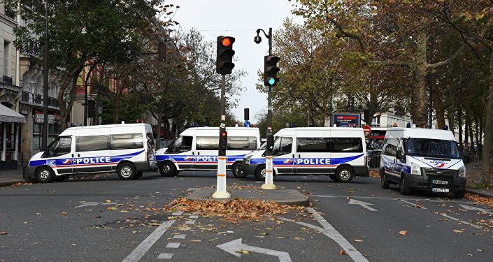 Situace v Paříž