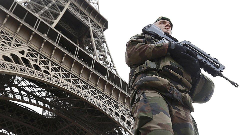 Francouzský voják