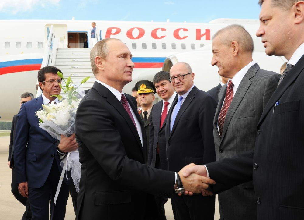Summit G20 v Turecku