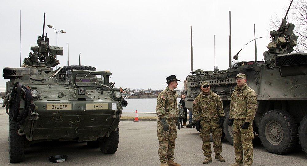 Americké vojáky