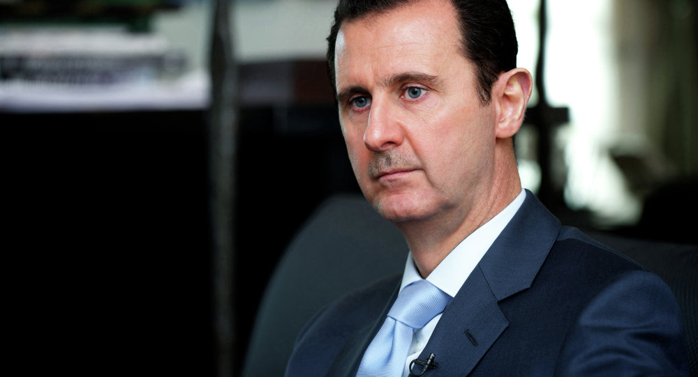 Prezident Sýrie Bašár al-Asad
