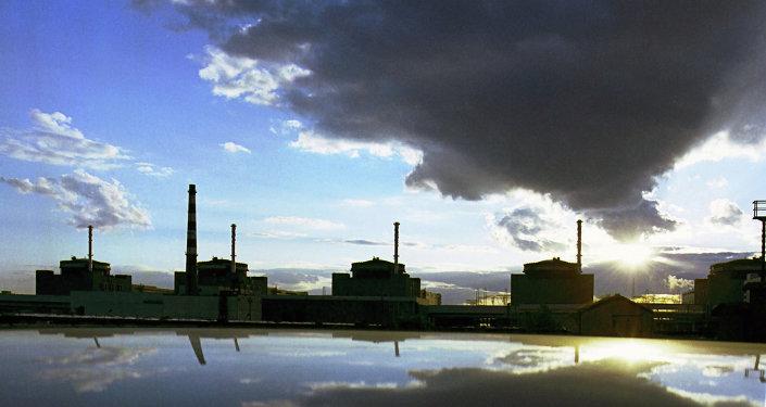 Jaderná elektrárna v Záporoží