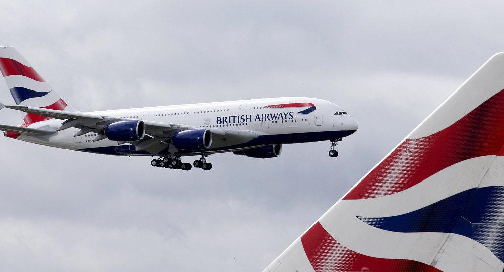 Britská letadla