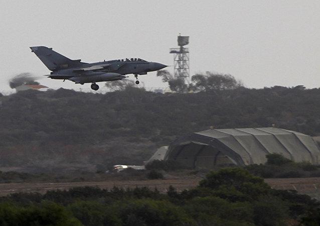 Letecká základna na Kypru