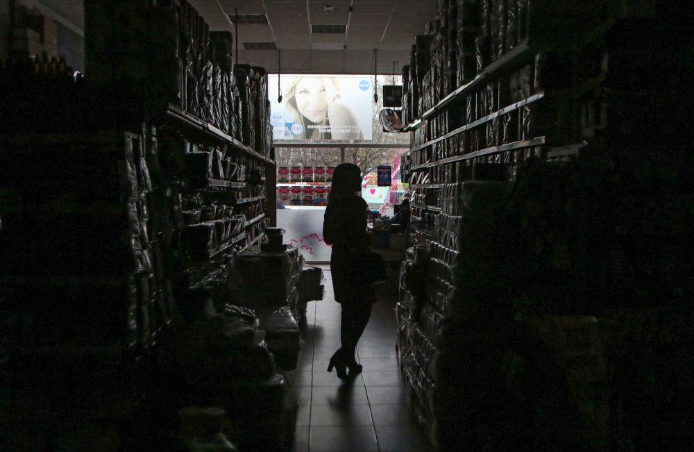 Simferopol: život v očekávání světla