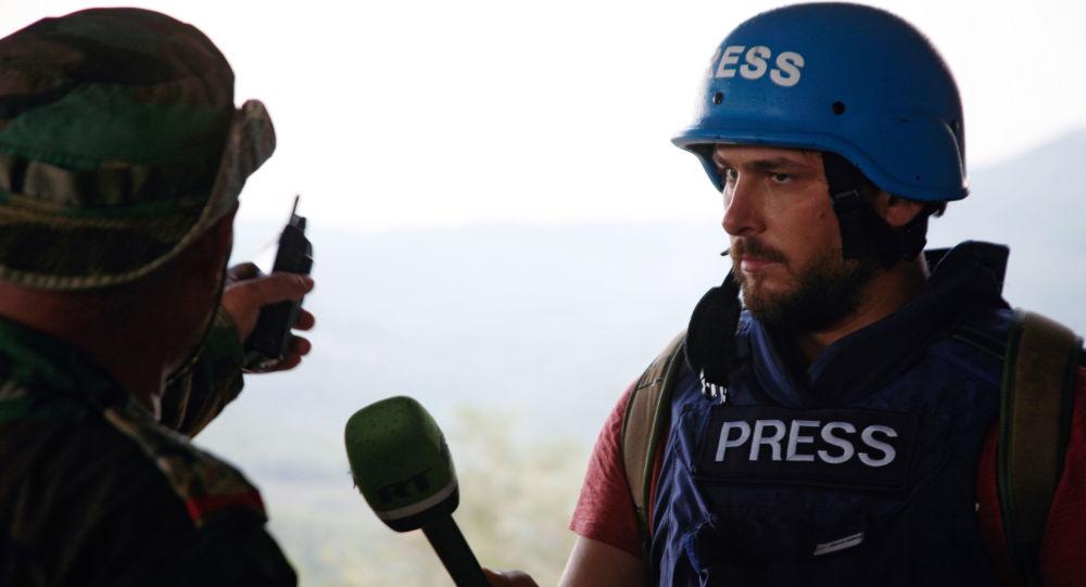 Korespondent RT Sargon Hadaja