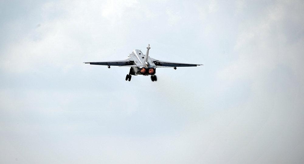 Stíhačka Su-24