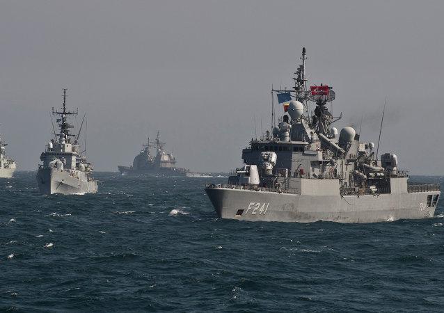 Vojenské námořnictvo NATO