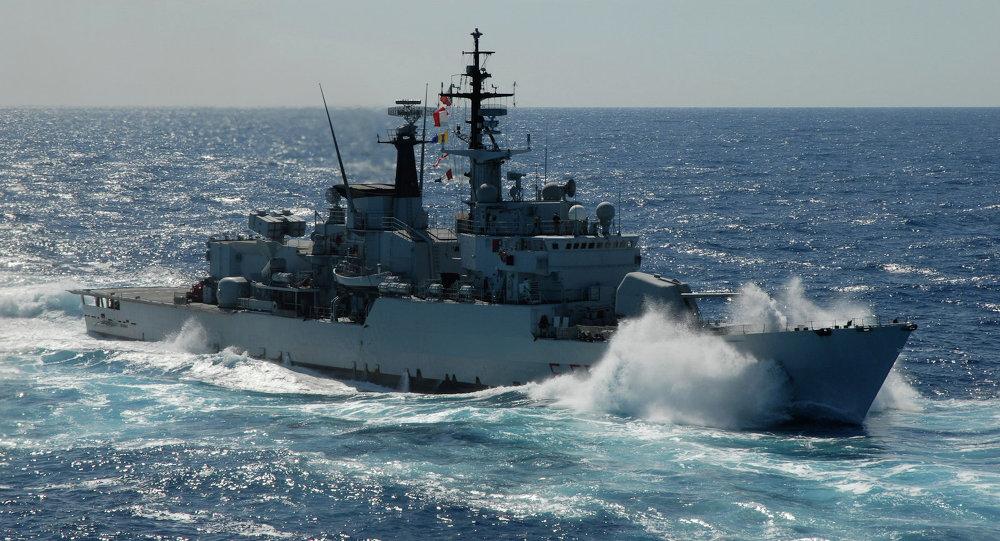 Loď NATO Aviere