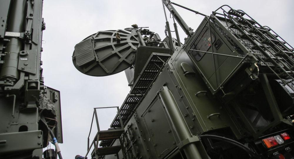 Systém radioelektronického boje Krasucha 4