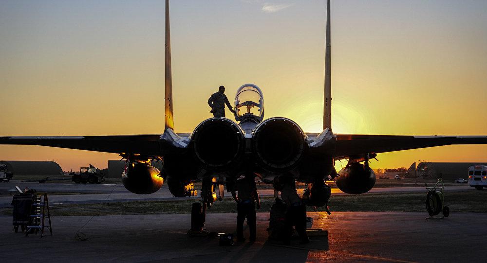 F-15E amerického letectva