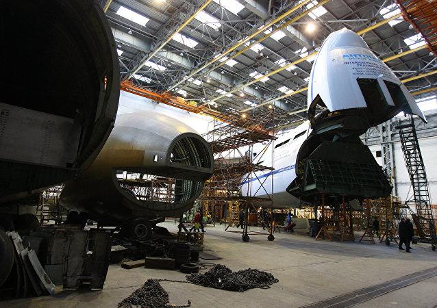 Konstrukční kancelář Antonov