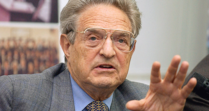 George Soros, americký multimiliardář