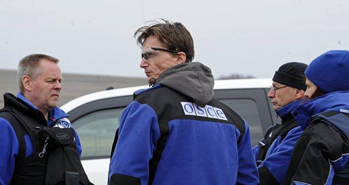 Pozorovatelé OBSE