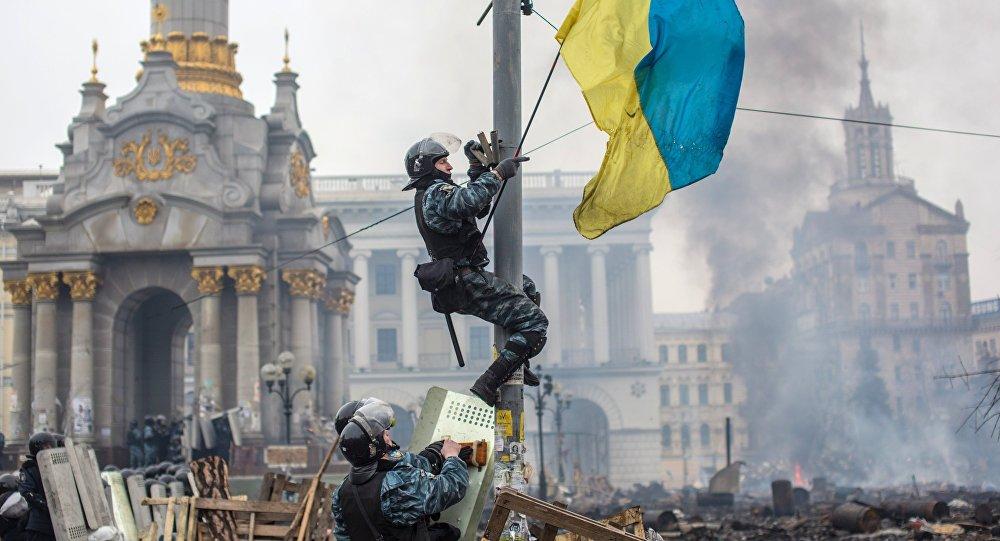 Situace na Majdanu