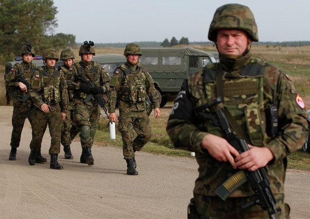 Polští vojáci