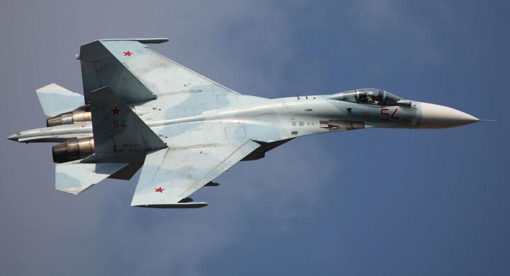 Su-27 slouží k výzbroji řady zemí celého světa