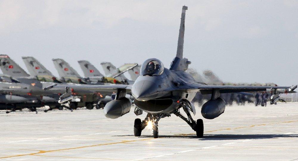 Turecké F-16