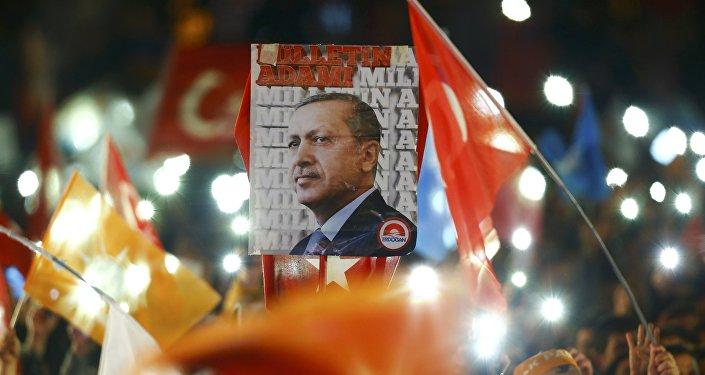 Turecko po volbách