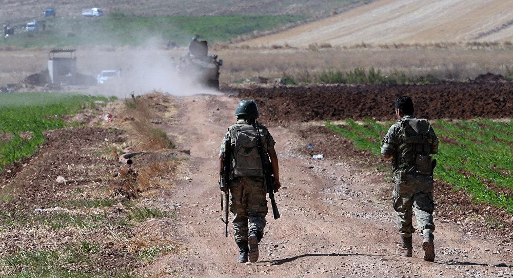 Turecko-syrská hranice
