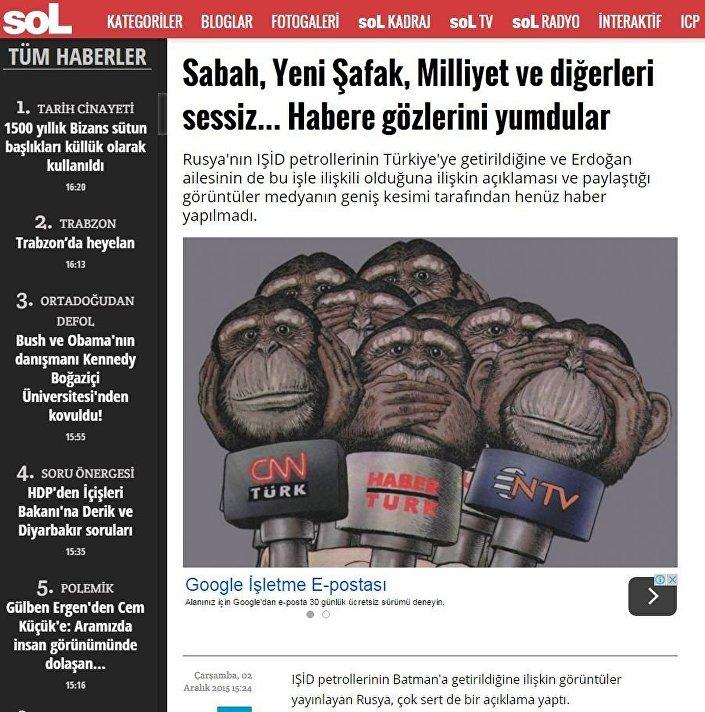 Zpravodajský portál SoL