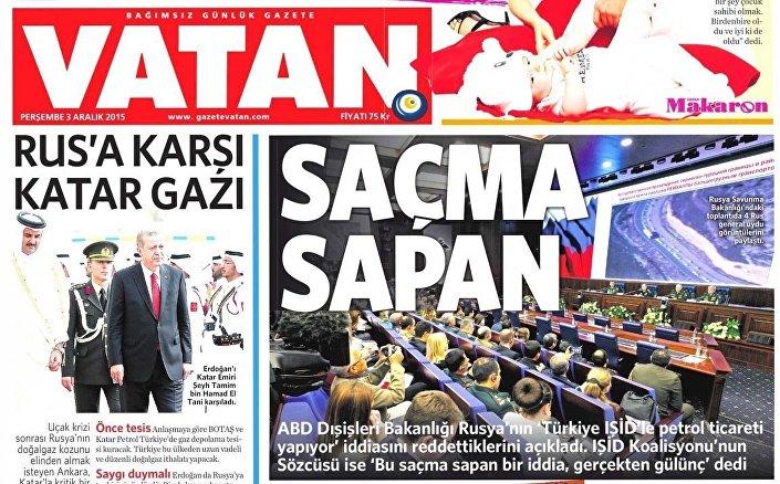 Noviny Vatan