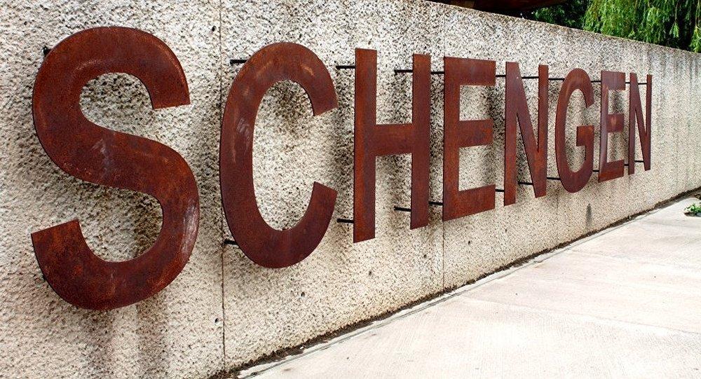 Schengenská značka
