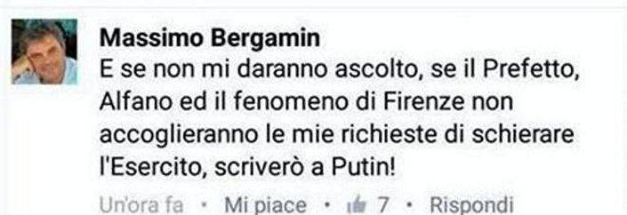 Příspěvek Massima Bergamina