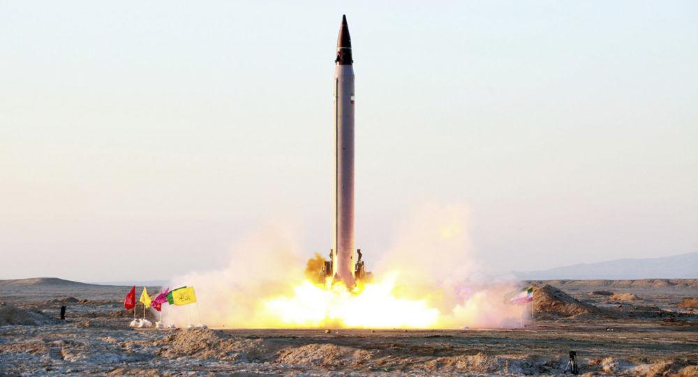 Íránská balistická raketa Emad