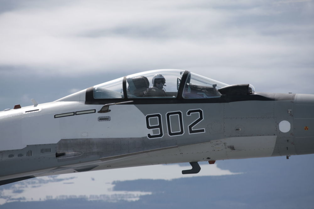 Su-34 a Su-35: pýcha Ruska