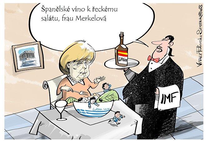EU vs Řecko