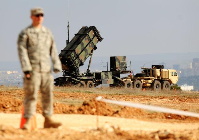 Systém protivzdušné obrany Patriot