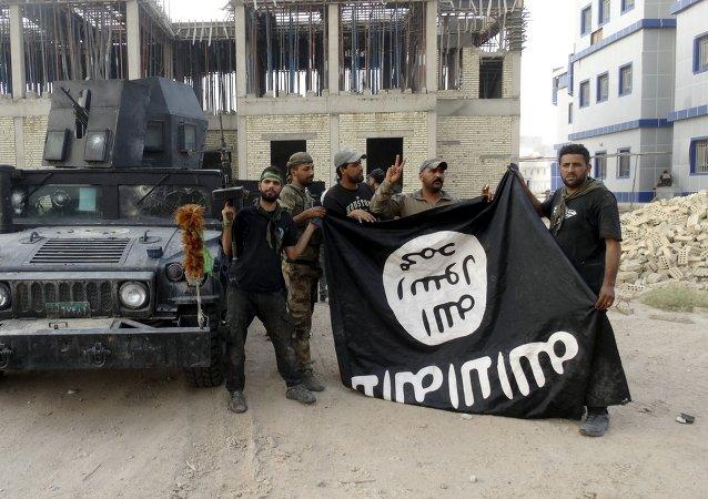Bojovníci Daiš v Iráku