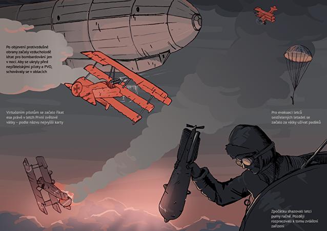 Zákopy, ostnatý drát a nové zbraně První světové války