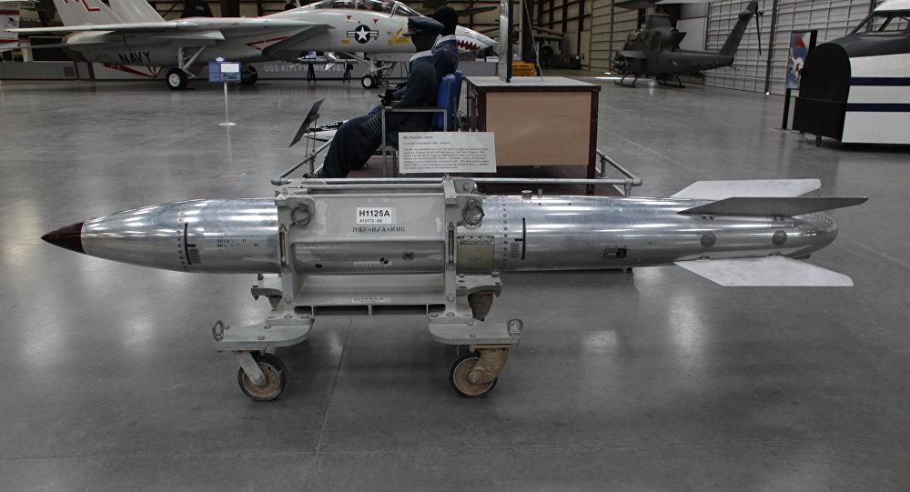 Jaderná puma B61